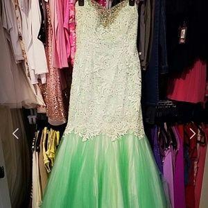 Camille La Vie Prom Dress Gown
